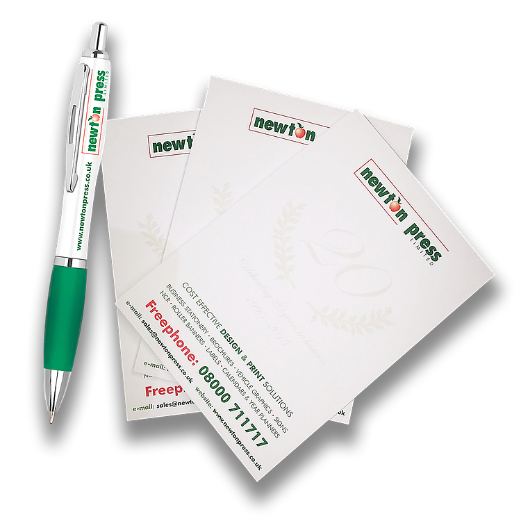 Brochures & Stationery